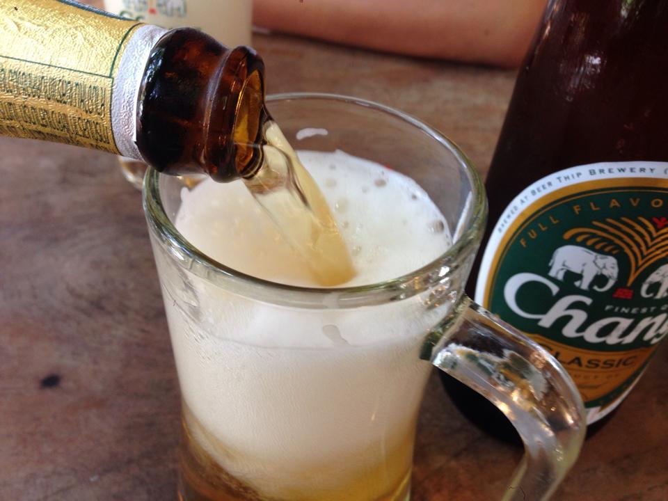 140904_カオサンでビール