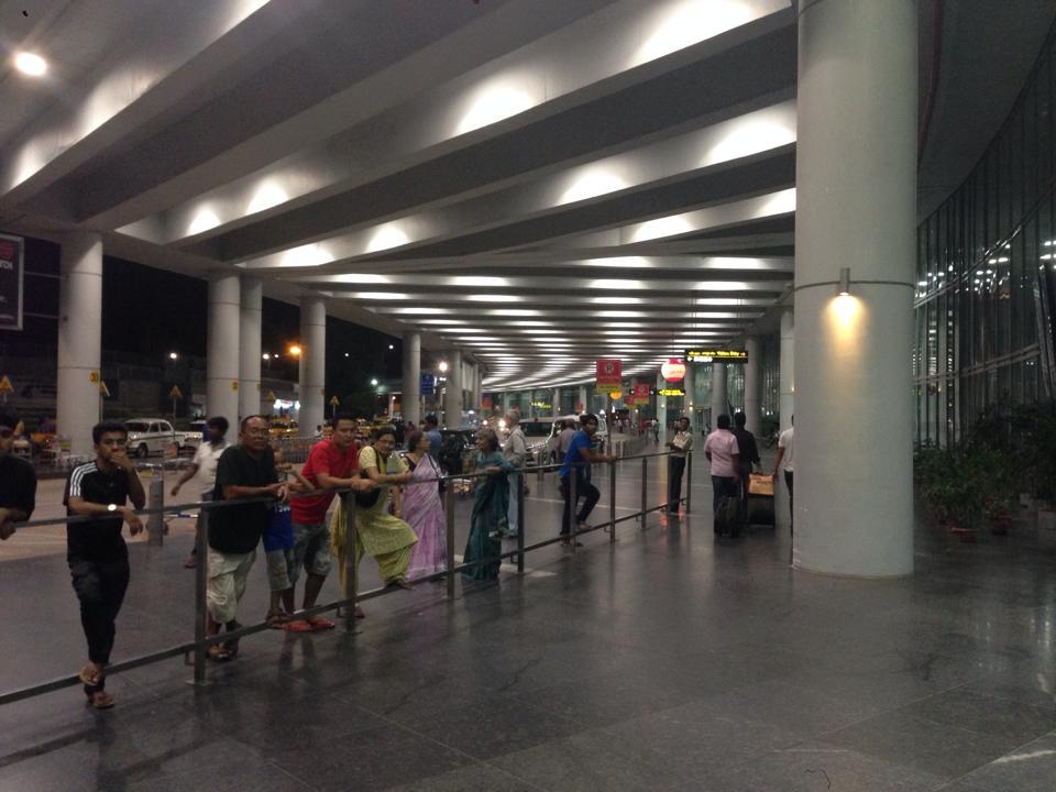 0917_インドの空港
