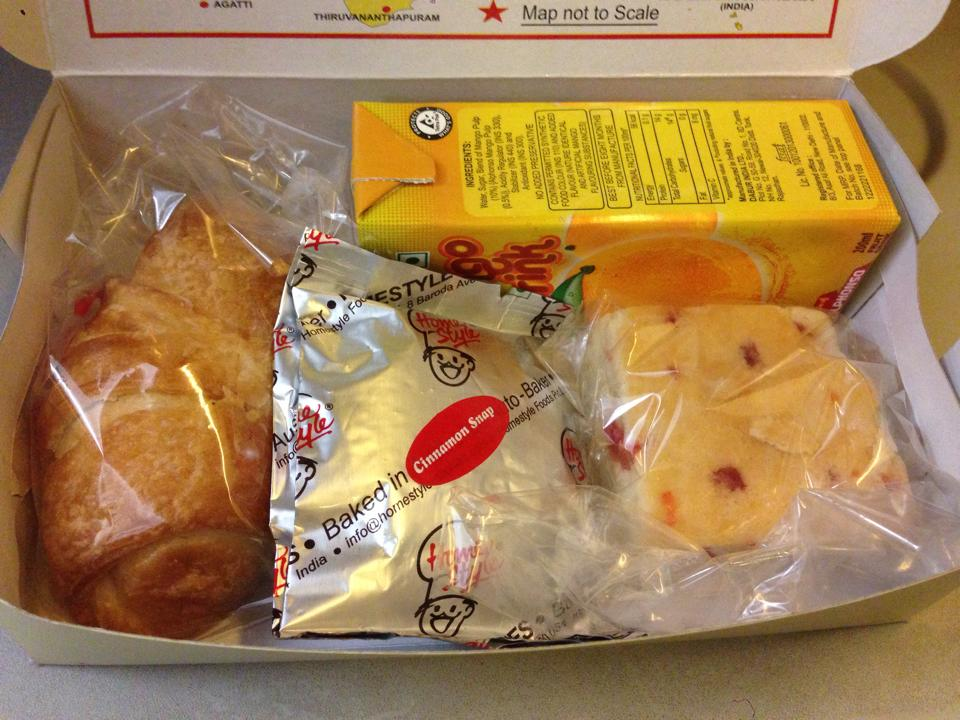 0917_エアインディアの機内食