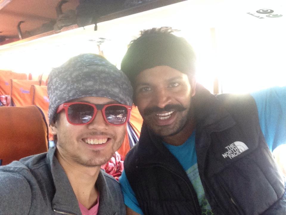 0927_バスで仲良くなったインド人